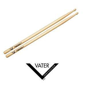 Vater Hickory 7A Drumsticks - Wood Tip