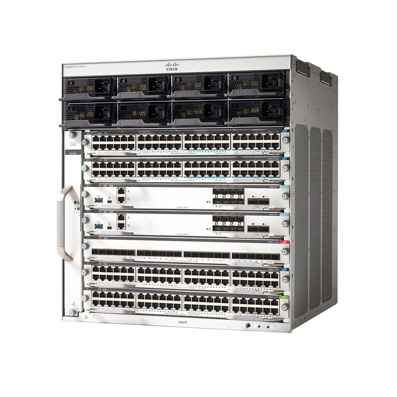 Cisco Catalyst 9400 Series 7 Slot Chassis Manageable
