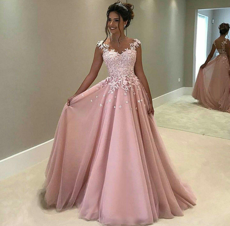 Pin de Sydney Young en Prom | Pinterest | Xv vestidos, Vestiditos y ...