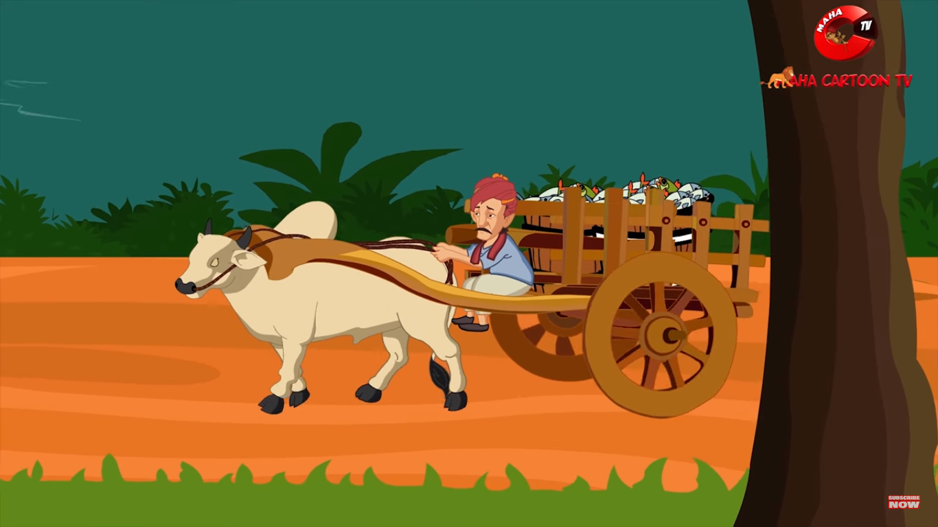 Watch Short and motivational Panchatantra Story named