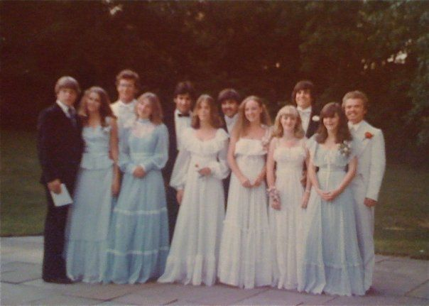 1979 Prom | A Look back at High School Proms