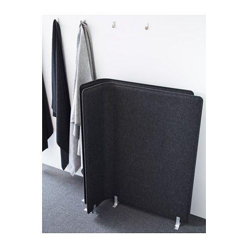 Bekant Screen For Desk  Ikea