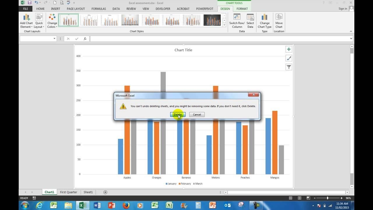 How To Prepare For An Excel Assessment Test For Job Applications