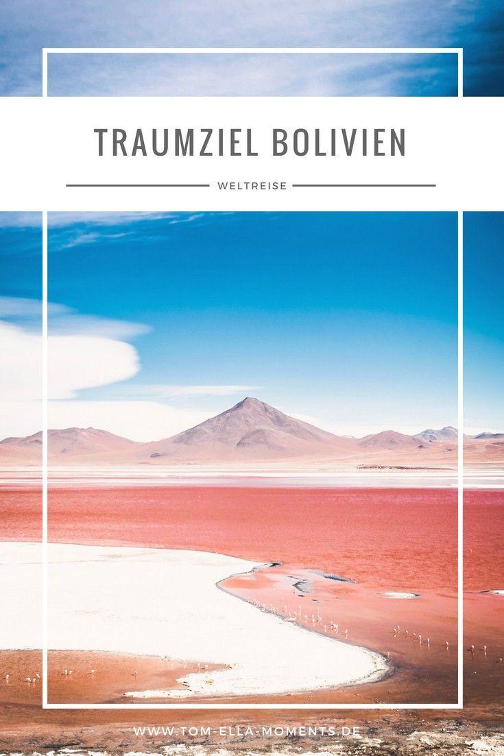 Weltreise Reiseberichte - Salar de Uyuni in Bolivien