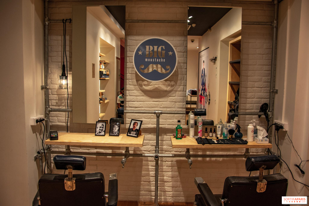 Big Moustache opens a new Barbershop on the Champs-Elysées