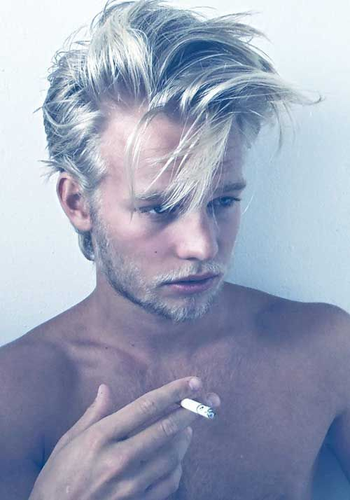 15 Mens Hair Color Ideas Mens Hairstyles Thick Hair Mens Hair Colour Men Hair Color