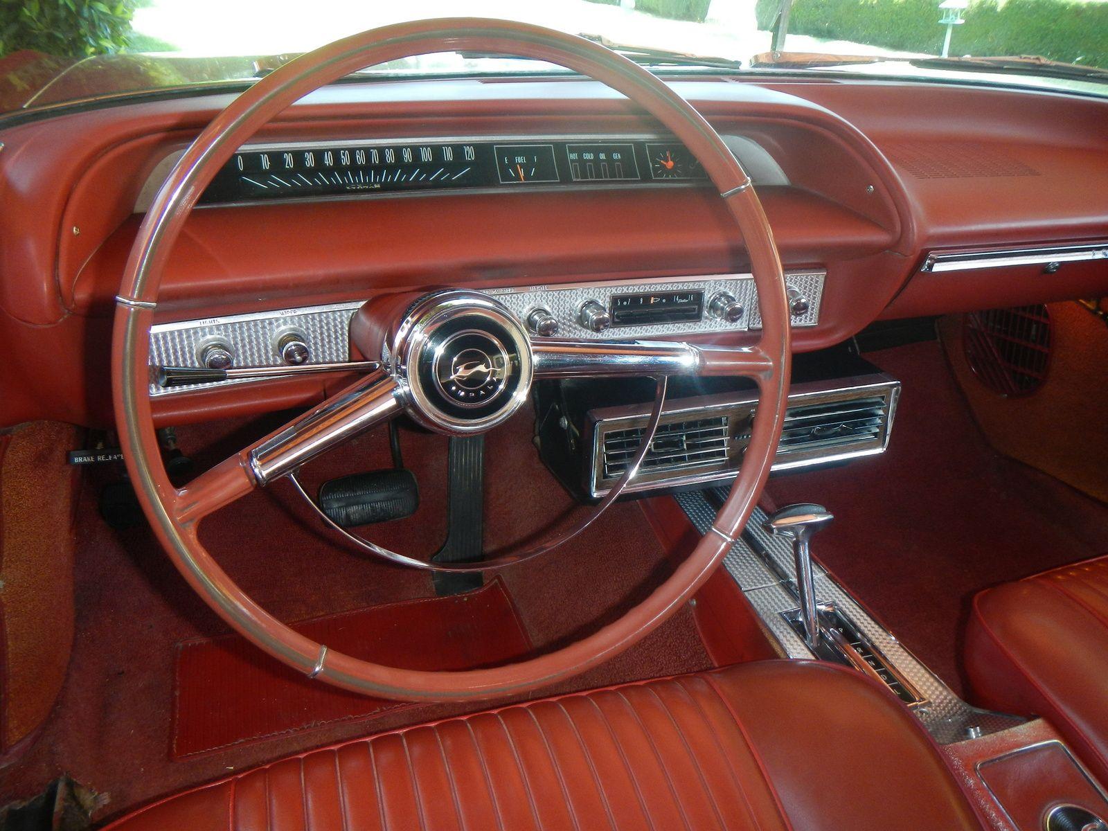 1964 Chevrolet Impala Direksiyon
