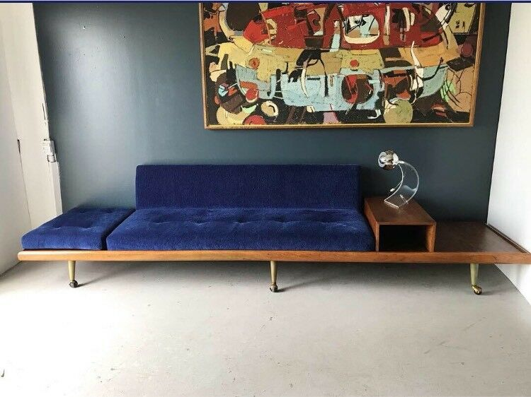 Magnificent Adrian Pearsall Midcentury Vintage Sofa Couches Futons Short Links Chair Design For Home Short Linksinfo