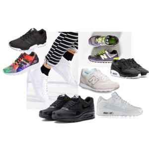 """""""WANT! Sneakers"""" by peackapples on Polyvore"""