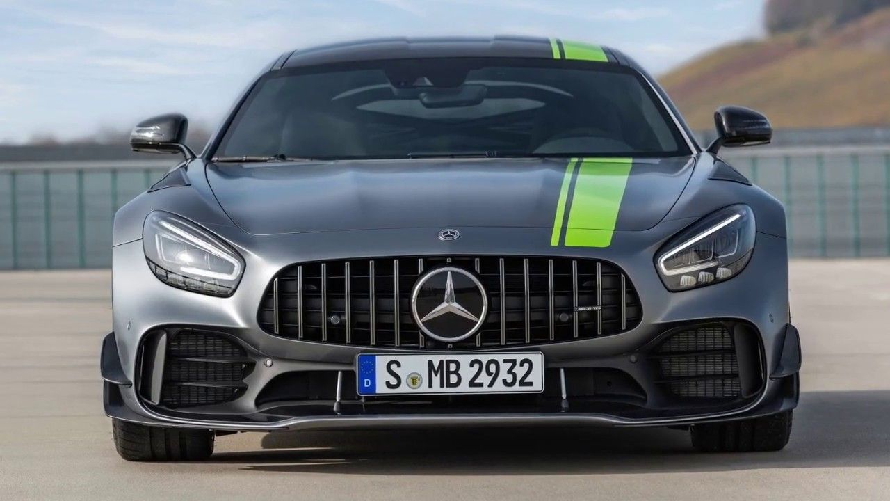 2020 Mercedes Benz AMG GT R PRO Sporty Supersport New