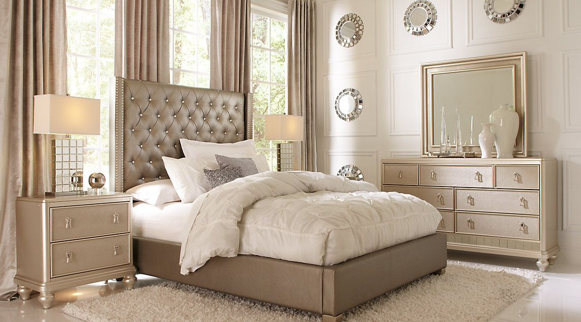 Affordable King Size Bedroom Furniture Sets For Sale. Large Selection Of King  Bed Sets: Contemporary, Modern, Traditional, White, Black, Brown, Cherry,  ...