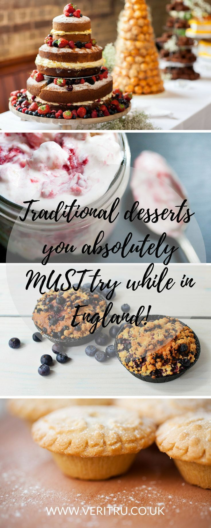 Traditional Puddings Or Desserts You Absolutely MUST Try
