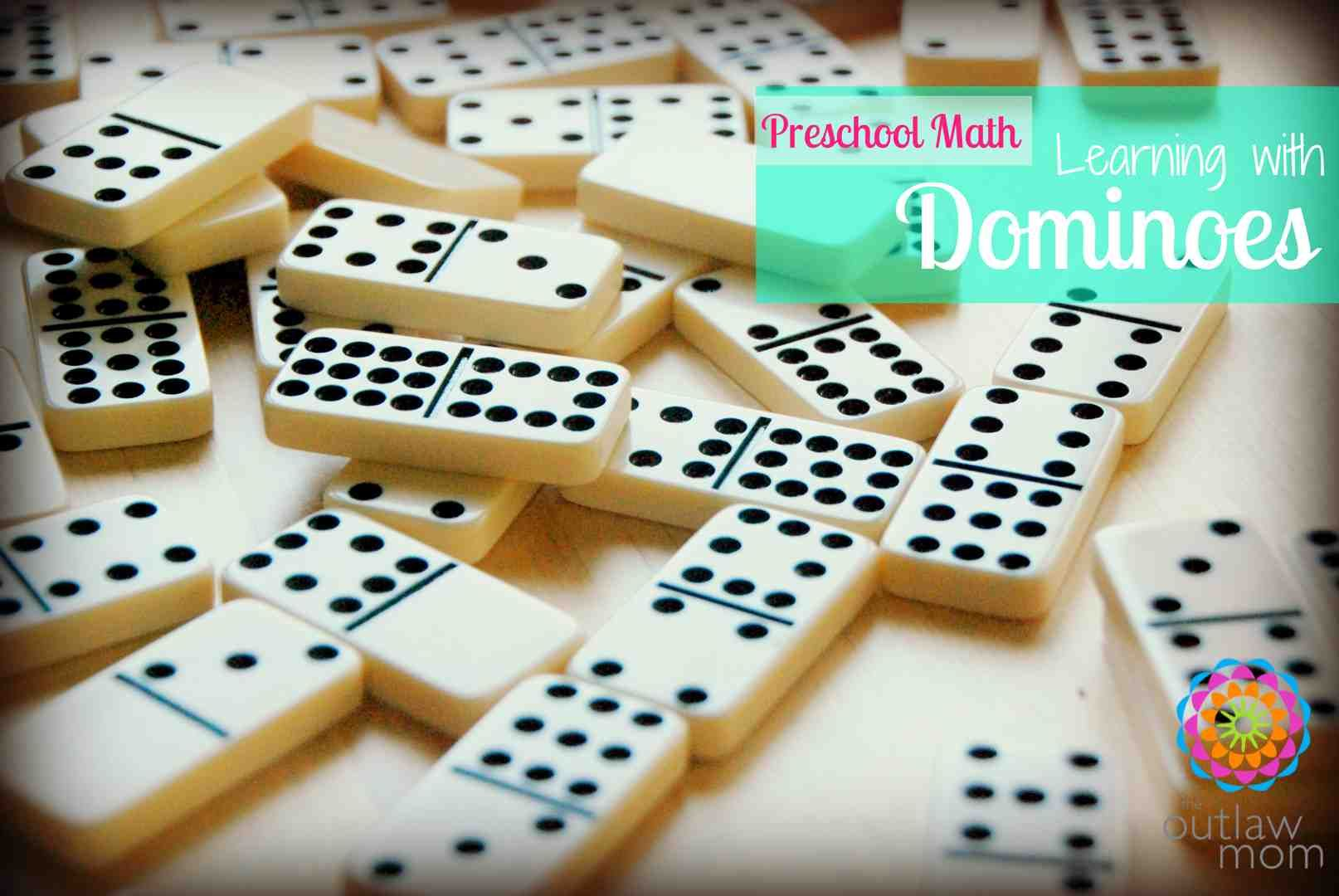 Preschool Math: Learning With Dominoes