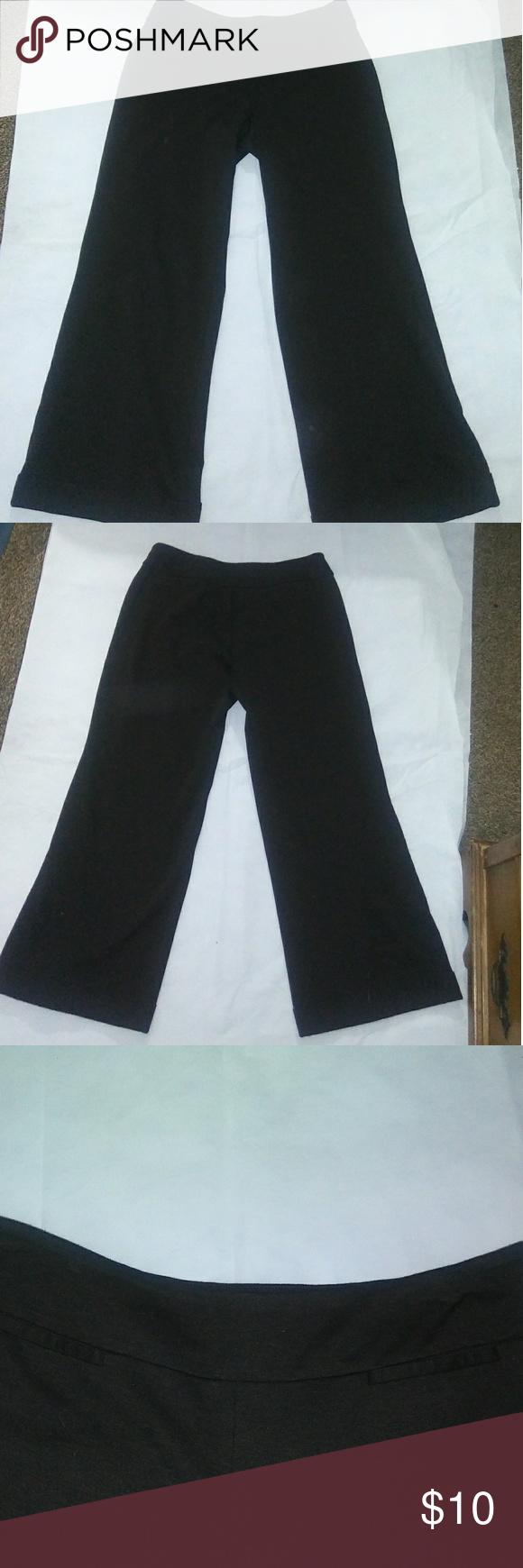 New york u company dark brown dress pants dress pants dark brown