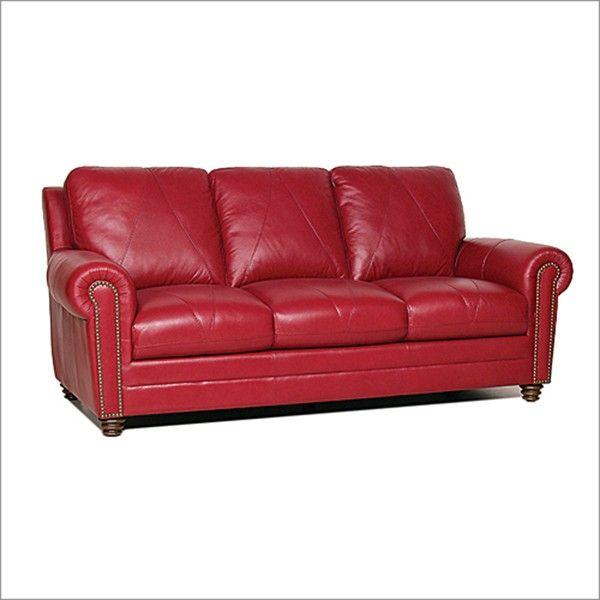 Luke Leather Weston Italian Sofa Luk S