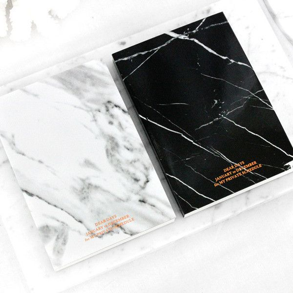 DEAR MAISON MARBLE PLANNER – At Canada's own SHOP Arrow House /// Bringing modern, minimal and scandinavian inspired goods to you online now www.arrowhouse.ca