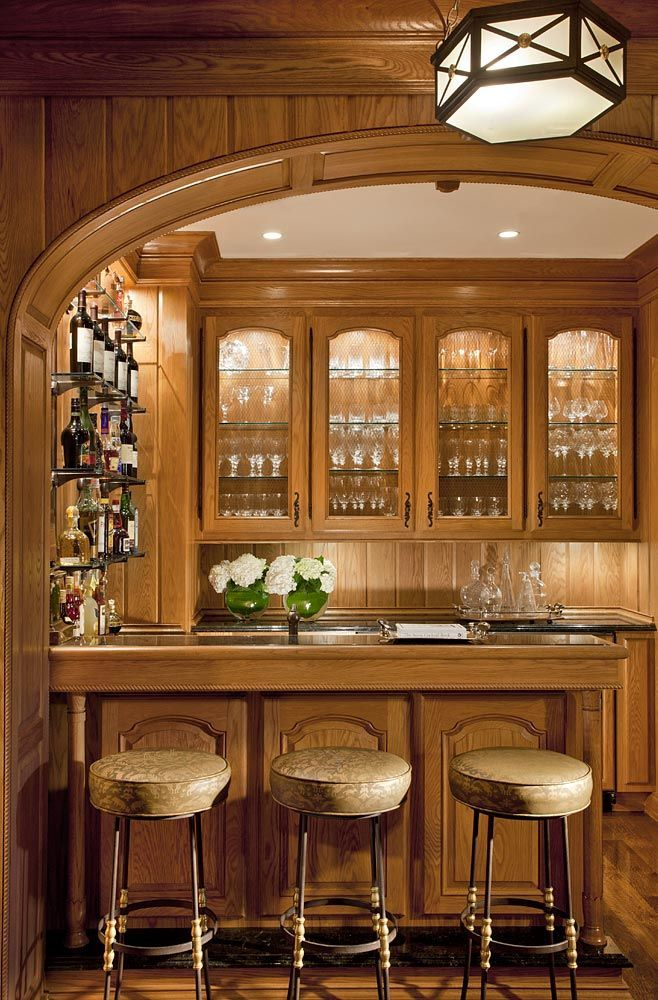 Home Wooden Bar Design Ready To Greatly Enhance Your Parties Www