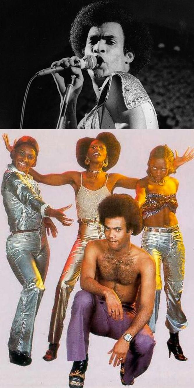 Bobby Farrell, lead singer of the charttopping 70s group
