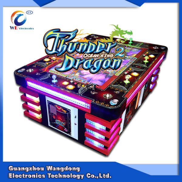 Hot sale Fish hunter game Ocean king 2 Thunder dragon | Best