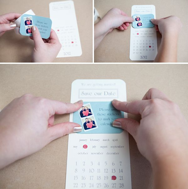 How To Make Super Cute Diy Instagram Save The Date Invitations