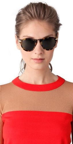 39b228b0a54c Karen Walker Helter Skelter Sunglasses