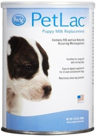 Petag Petlac Puppy Milk Replacement Dog Milk Milk Replacement Pets