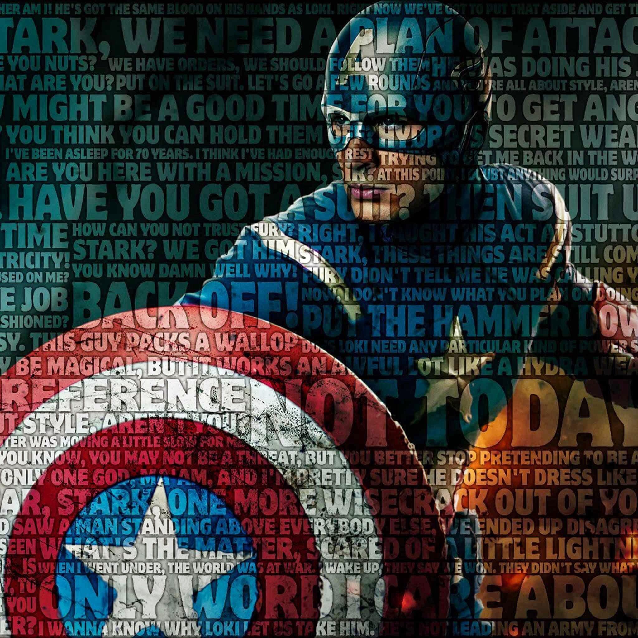 Cap. America 💙 ️ Superhero wallpaper, Captain america