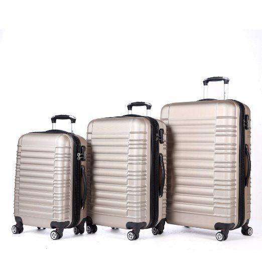 3 tlg. lg2088 reisekofferset
