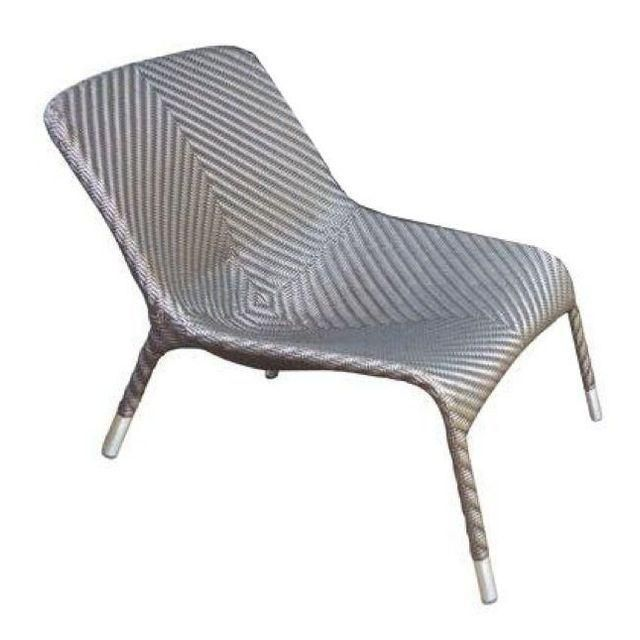 Image of DWR Gloster Scoop Lounge Chair