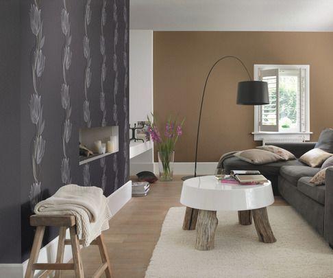 Papel pintado rasch seduction 796506 papel para paredes inferiores a 33 euros este seductor - Papel para salones ...