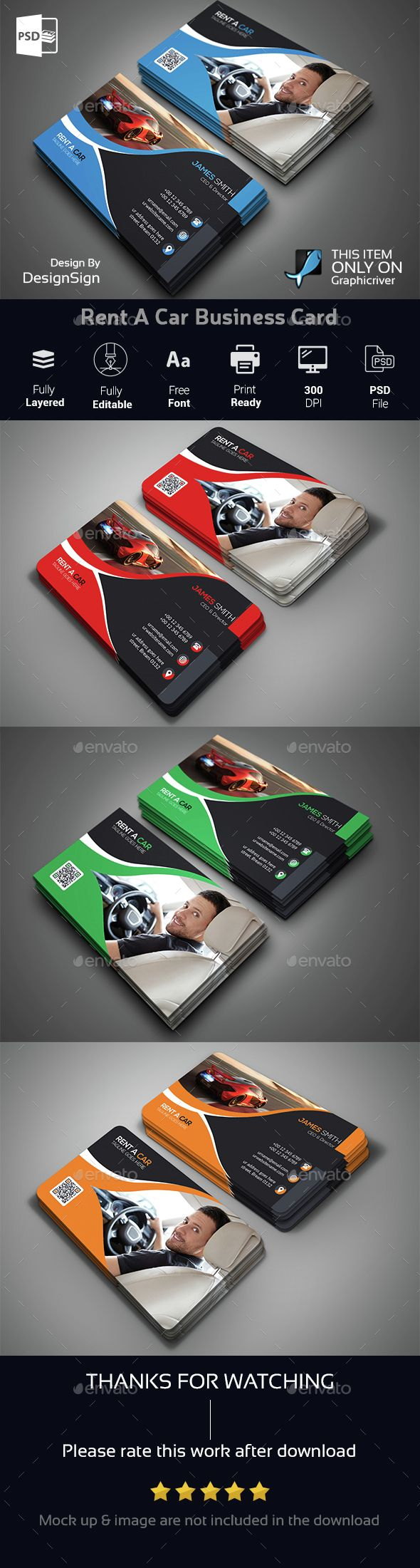 Rent a car business card photoshop psd car rental print rent a car business card photoshop psd car rental print available here httpsgraphicriveritemrent a car business card 14841416refpxcr reheart Images