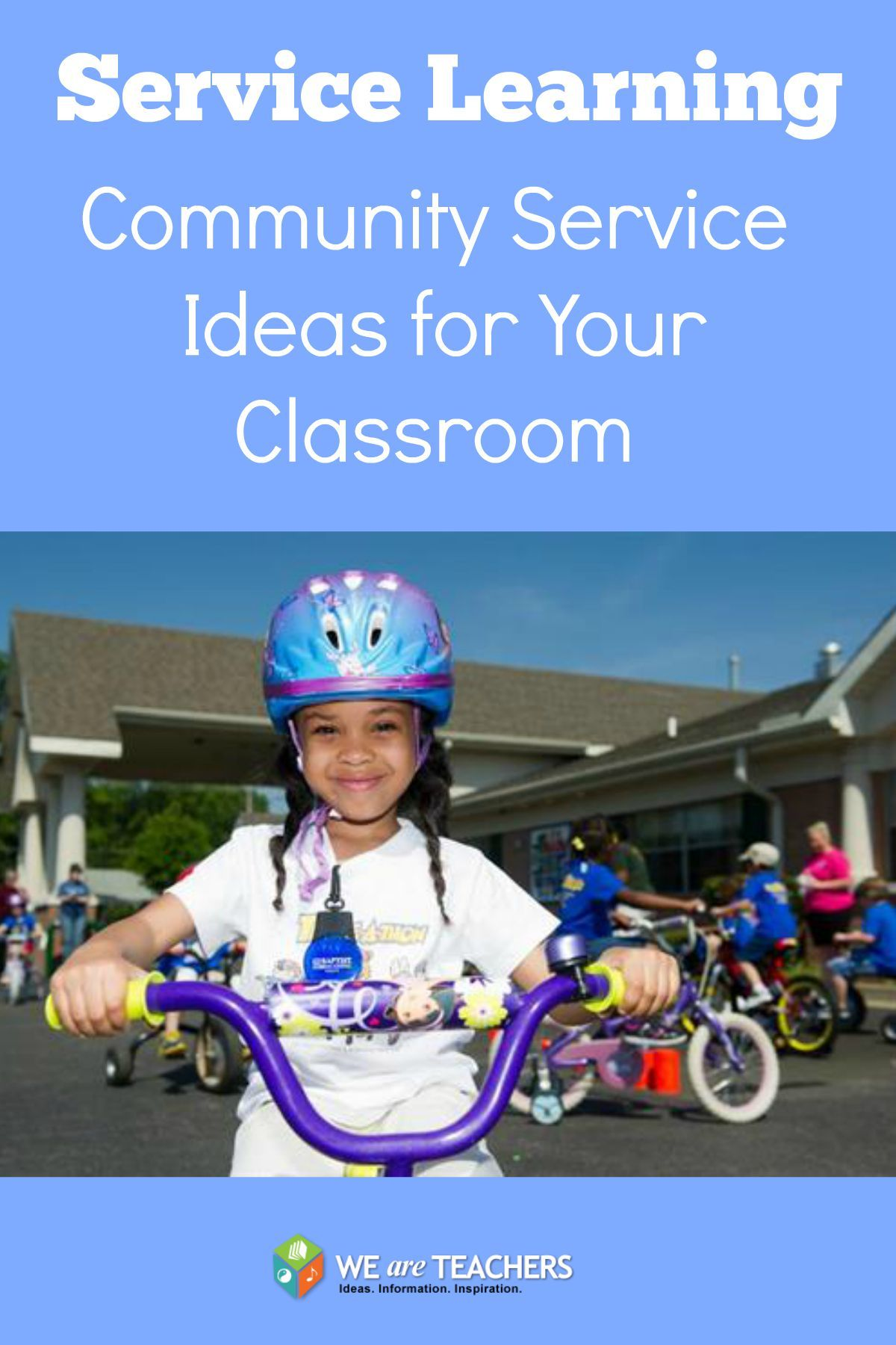 7 Ideas That Make Service Learning Fun for Kids Service