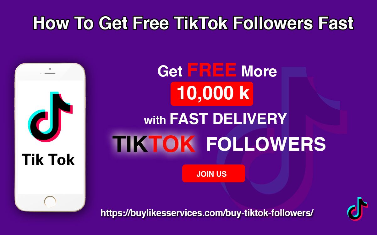 Buy Tiktok Followers And Be A Global Star 100 Real Fast How To Get Followers Social Media Network Free Followers