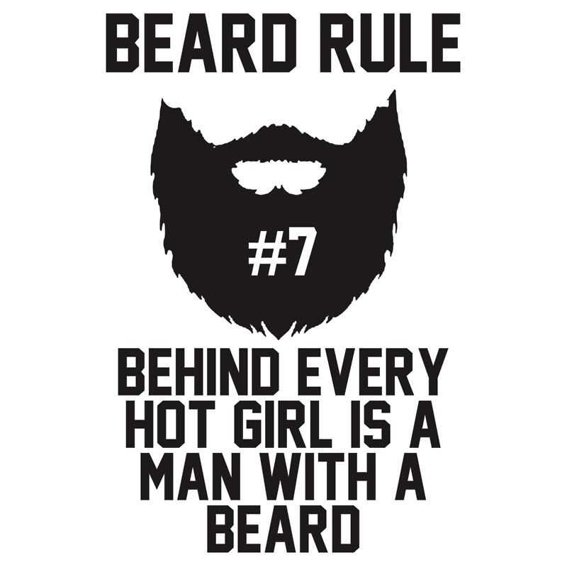 beard rule #7 - Google Search