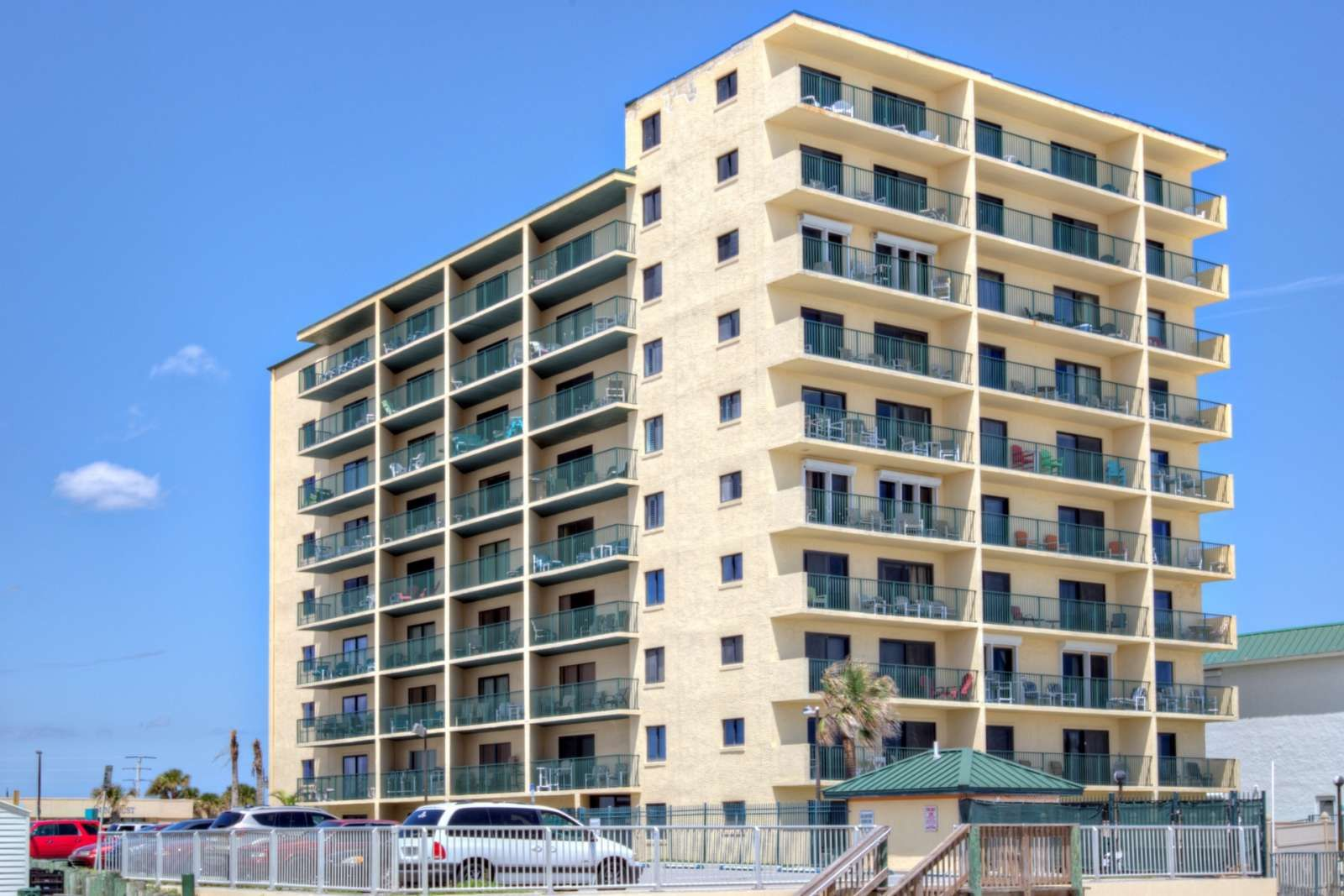 Daytona Beach Shores Vacation Rental Daytona Beach Shores Pool Hot Tub Vacation Rental