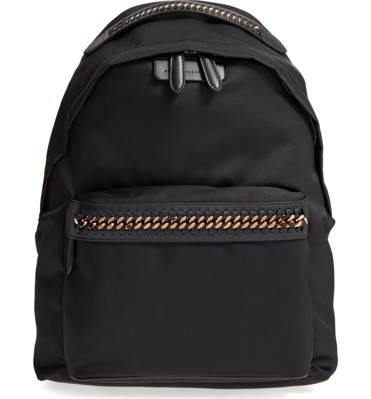 54d7ef39ca9c82 Main Image - Stella McCartney Falabella GO Nylon Backpack ...