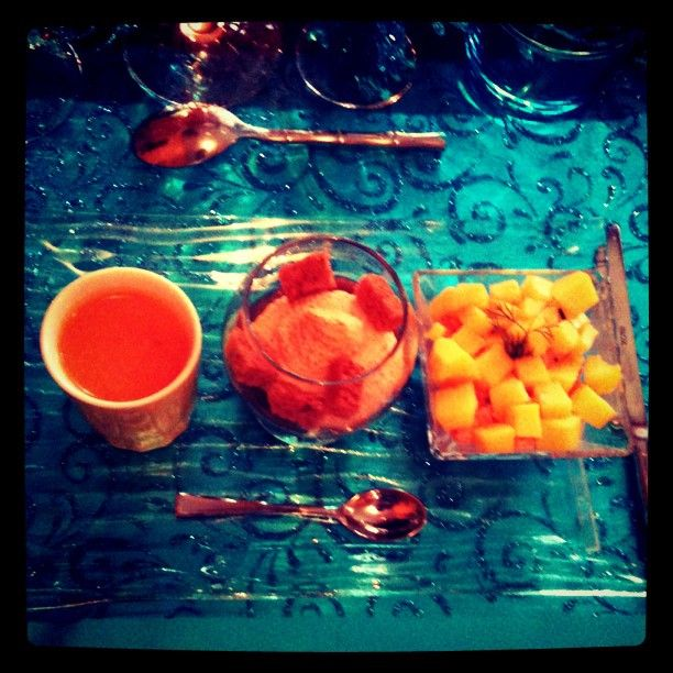 Homemade apetizers