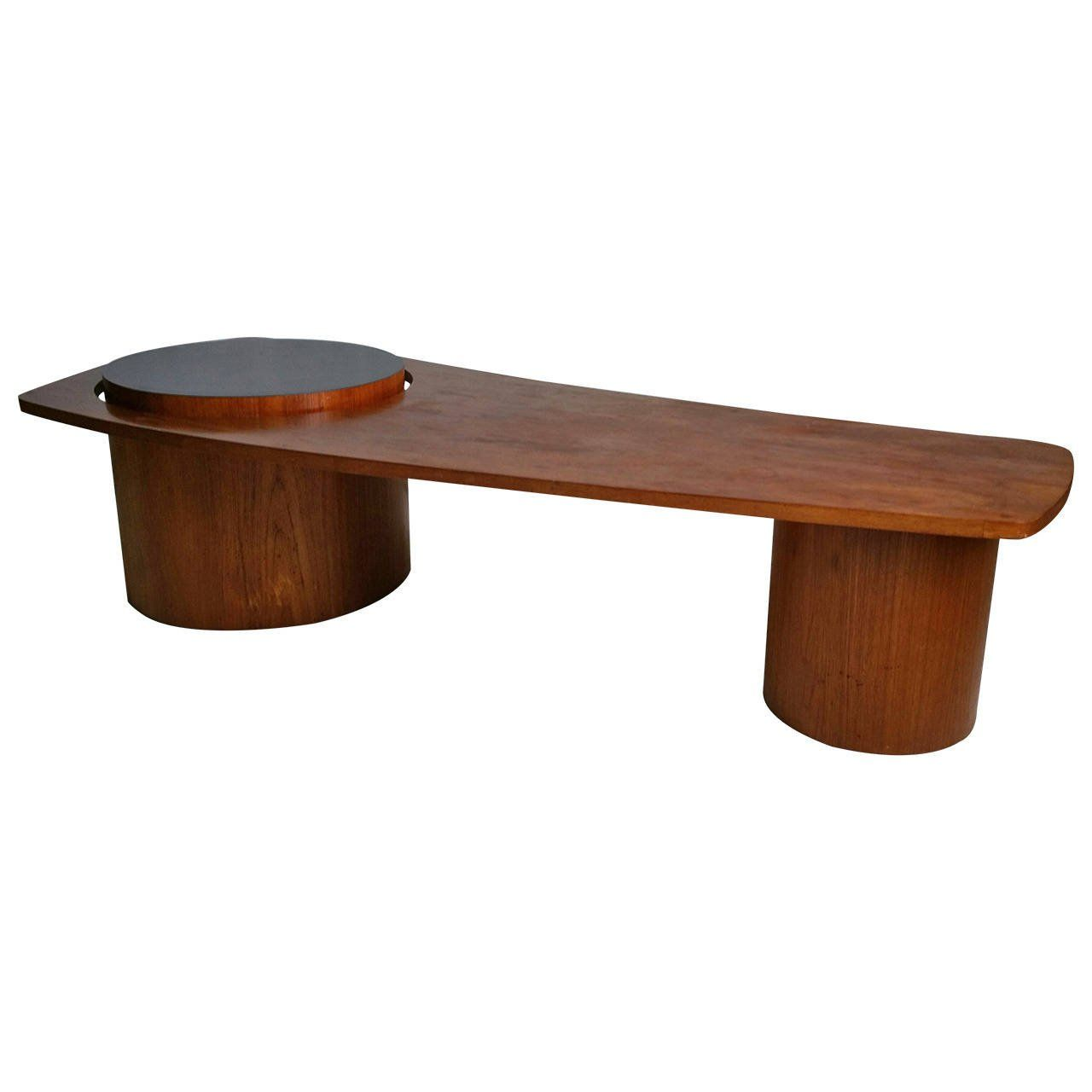 Rs Associates Coffee / Cocktail Table - Teak Expo 1967 ...