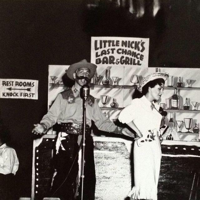 Jack Goodson, Actor, Montreal, Circa 1938