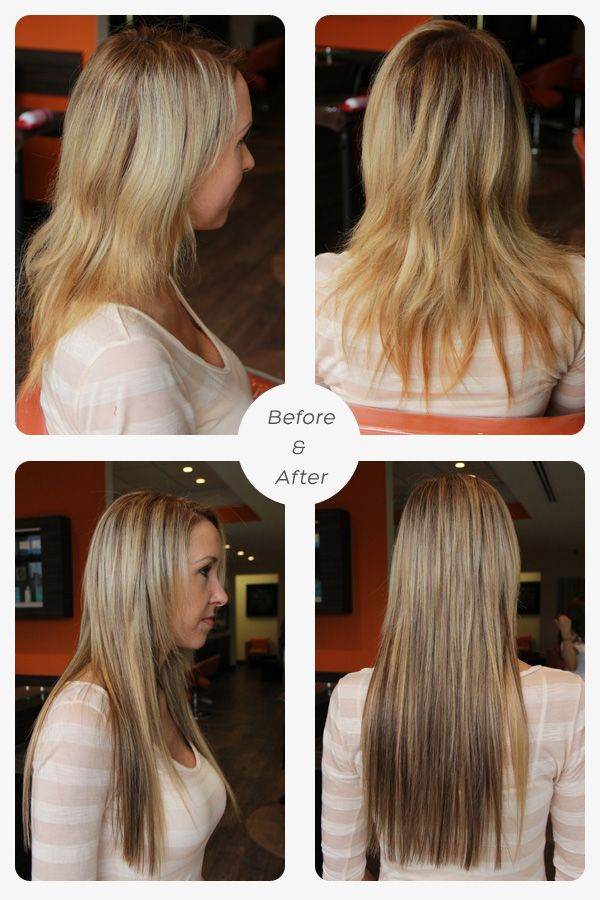 Hot Heads Hair Extensions are the very best!