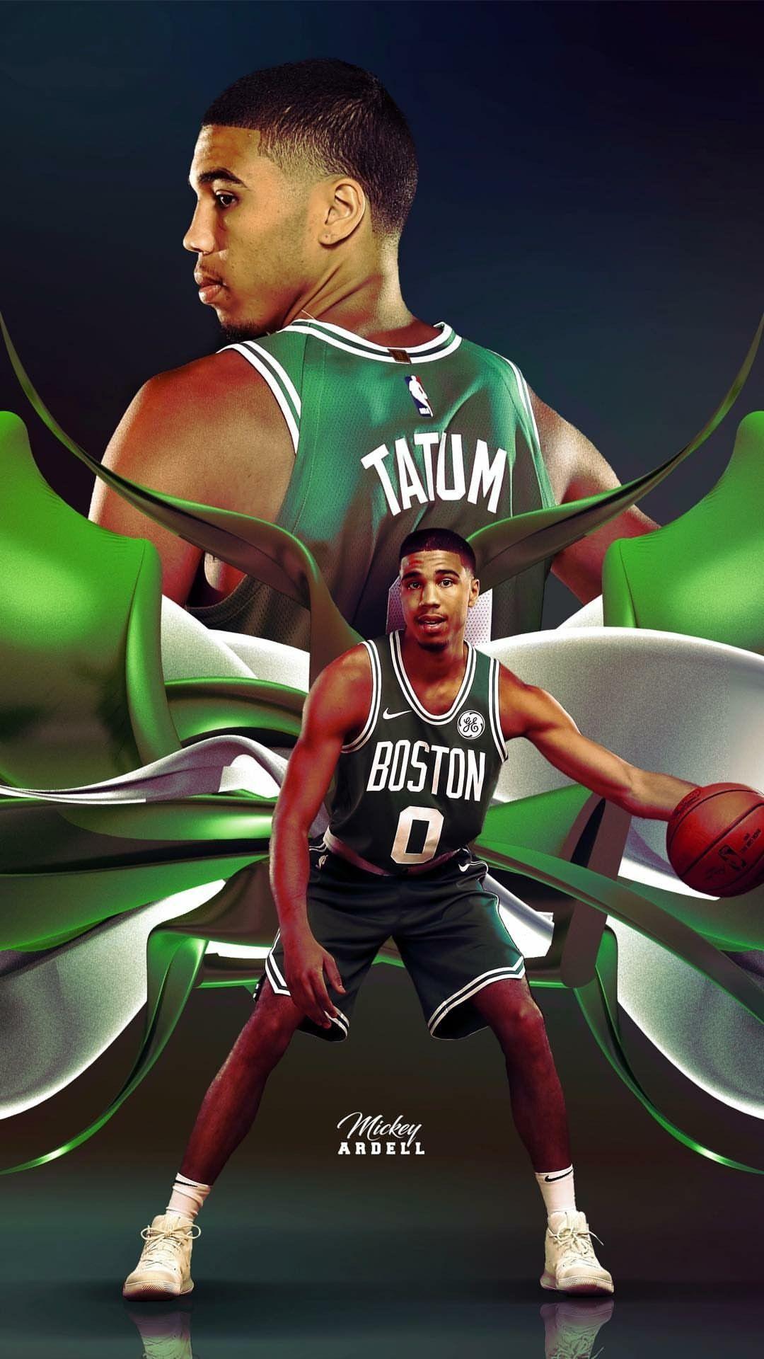 jayson tatum celtics basketball