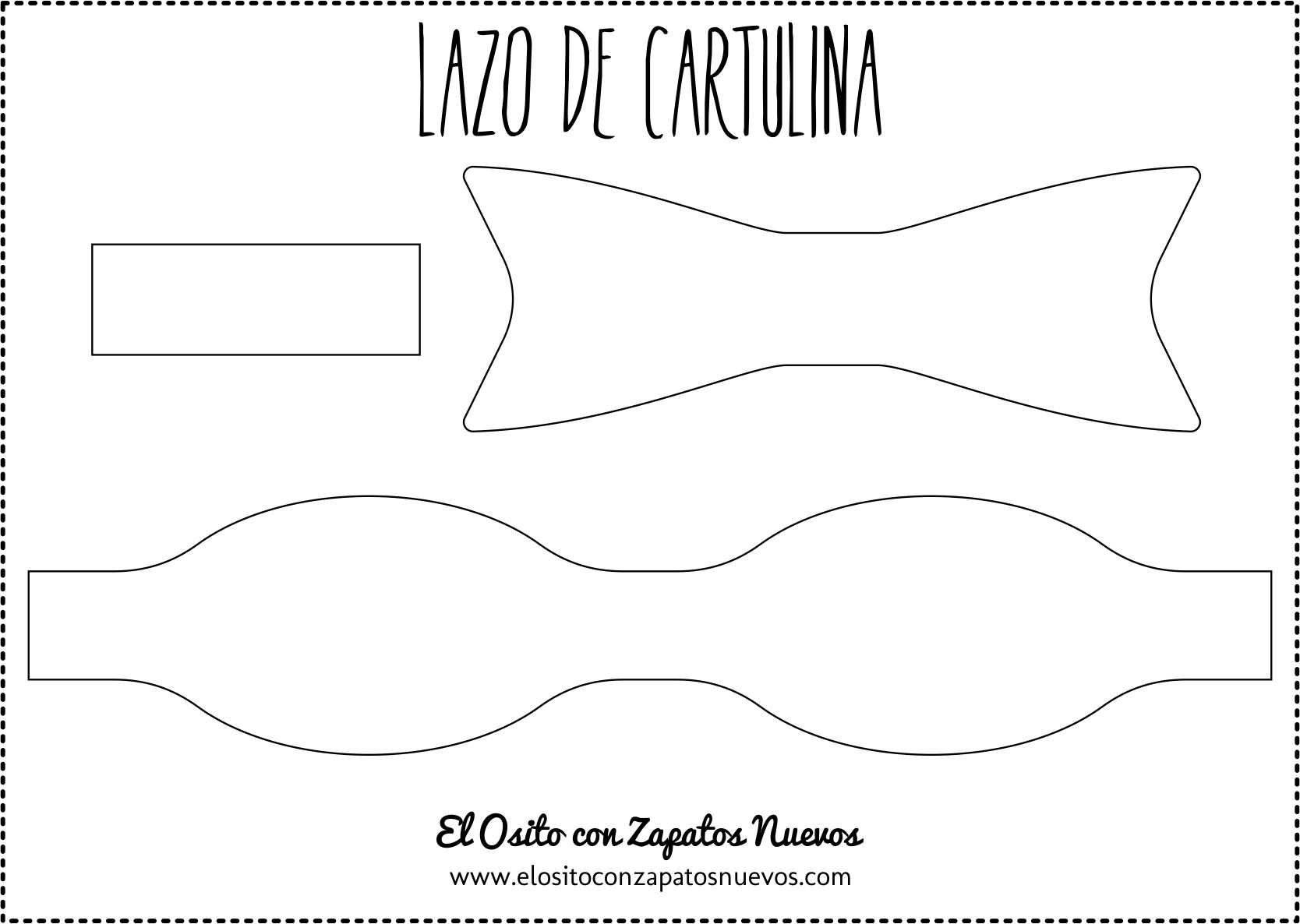 Pin de Gaby Gutierrez en laso | Pinterest | Manualidades, Printables ...