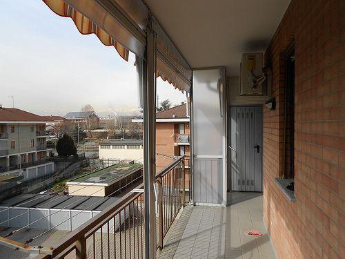 Tende Veranda Balcone : Chiusura completa di balcone con tenda veranda estate inverno