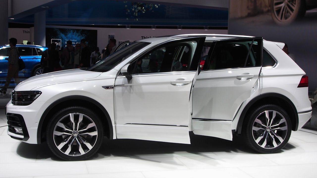 2016 Volkswagen Tiguan 2 0 Tdi 4motion R Line Exterior And Interior W Volkswagen Tdi Volkswagen Golf Mk1