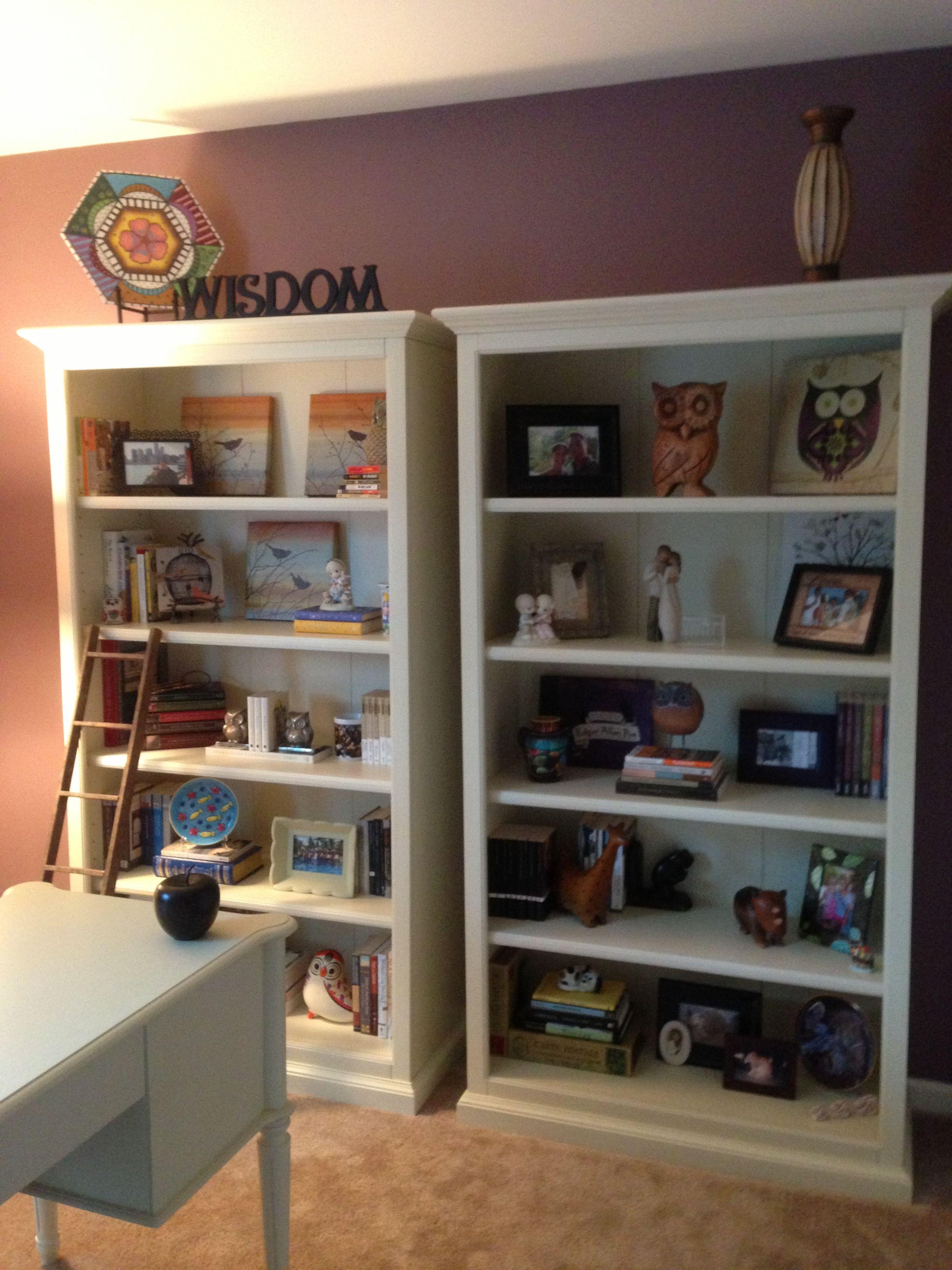Bookshelves- homedecorators.com   Home, Bookshelves, Home ...