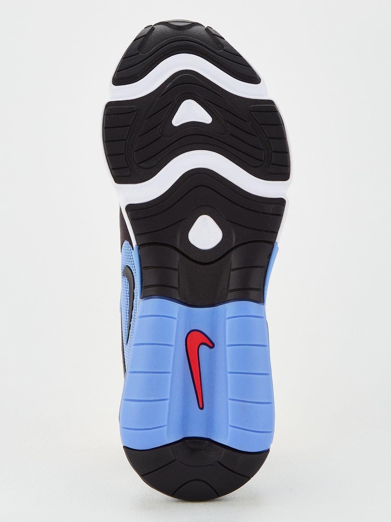 Nike Air Max 200 Junior Trainers - Blue