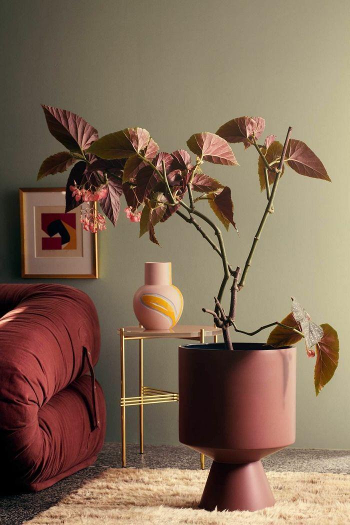 1001 Ideen Zum Thema Welche Farbe Passt Zu Rot In 2020 Room Wallpaper Living Room Color
