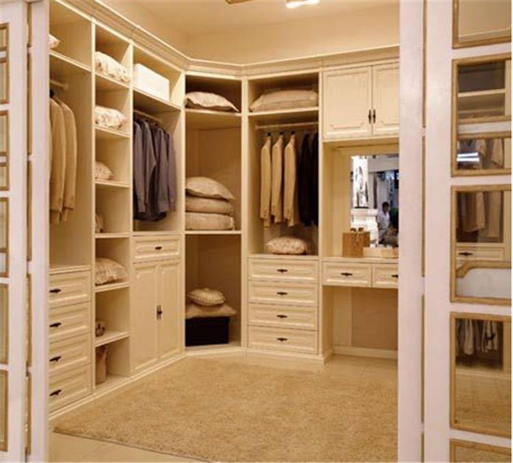 Professional Supplier MFC Walkin Wardrobe Bedroom
