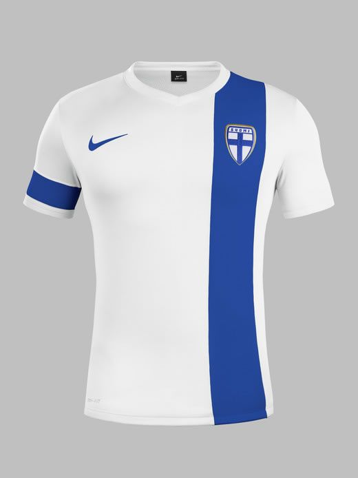 fast delivery lowest discount low price Finland sign new kit deal with Nike | Football shirts ...