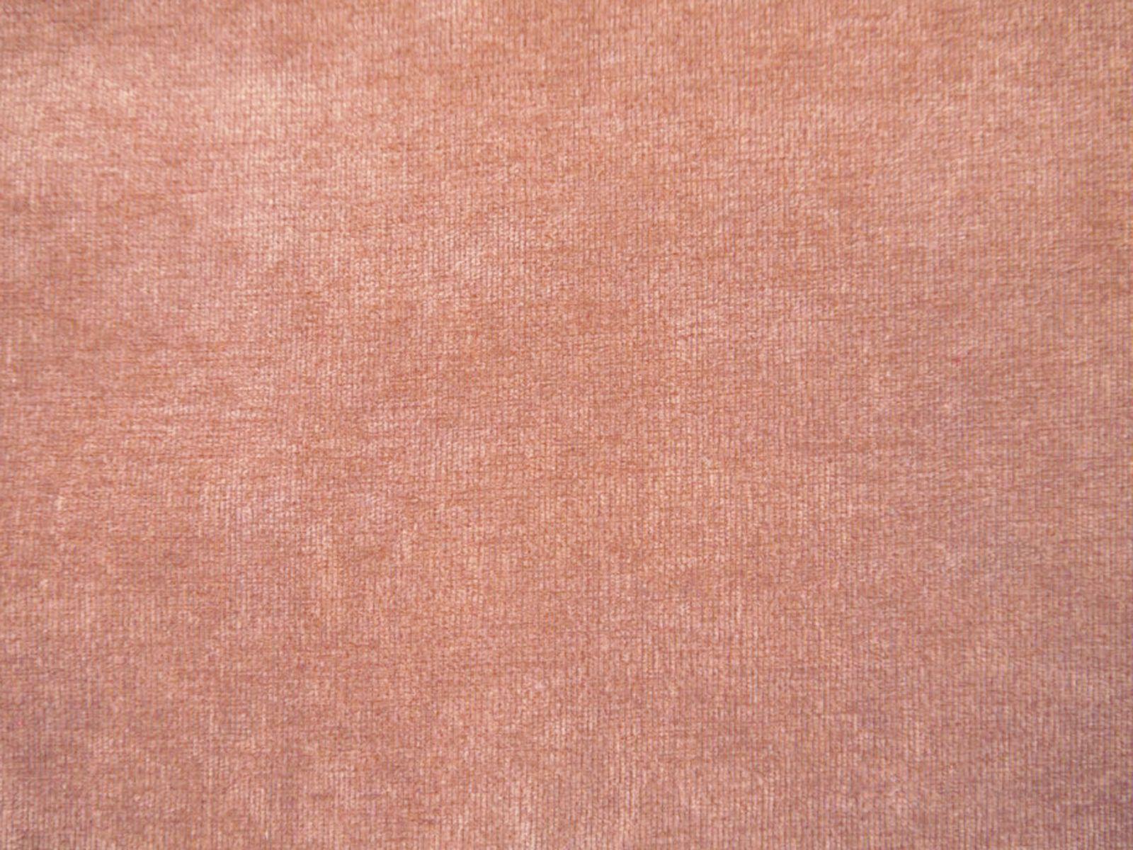 Modelli Fabrics Messina 2064 Salmon Pink Velvet Cubitt Fabric
